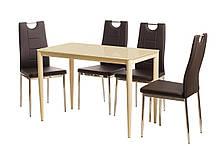 Обеденный стол Т-300-11 молочный Ветро