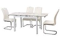Обеденный стол T-231 мрамор Ветро
