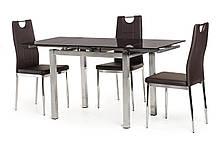 Обеденный стол T-231-8 темно-коричневый Ветро