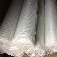 Сетка штукатурная для внутренних работ стеклотканевая 2 х 2мм\50 м\90 гр м2 белая