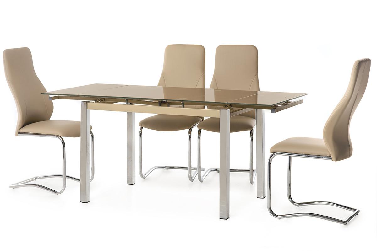 Обеденный стол T-231 кофе мокко