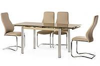Обеденный стол T-231 кофе мокко, фото 1