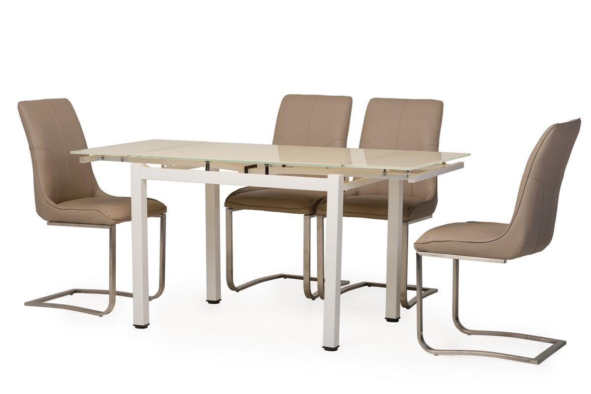 Стол T-231-9 кремовый