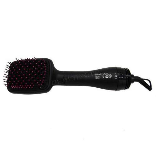 Фен расческа для волос GEMEI 4838