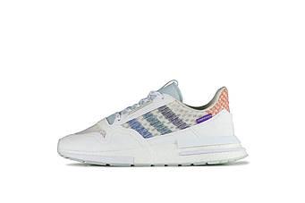 "Мужские кроссовки Adidas Commonwealth ""White"" (люкс копия)"