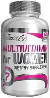Витамины BioTech Multivitamin for Women 60 таб