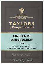 Чай Taylors of Harrogate Organic Peppermint 20 Pack