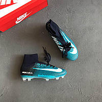 Бутсы Nike  Mercurial Superfly ICE V DF FG  39(24.5)