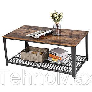 Кофейный Журнальный столик в стиле LOFT (NS-970000322)