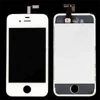 Модуль LCD iPhone 4 + Touchscreen (white)