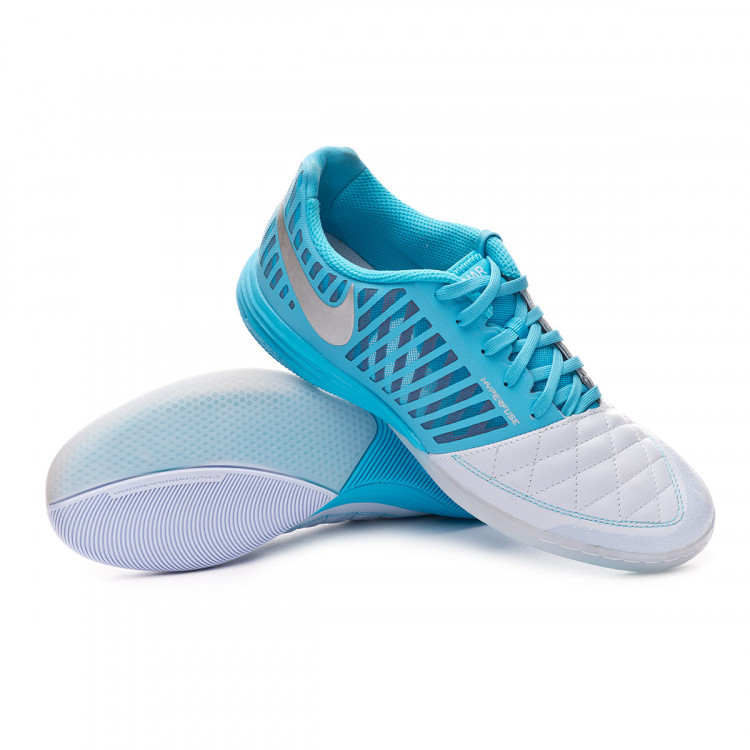 Футзалки Nike 5 Lunar Gato II 580456-404 (Оригинал) Sale