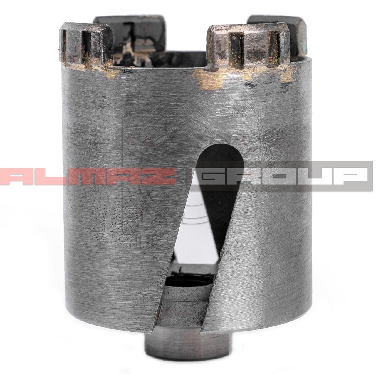 Алмазные коронки для сверления подрозетников 72 мм