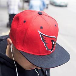 Снепбек мужской Arizona Cardinals красный