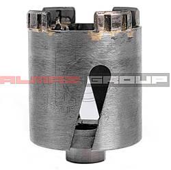 Алмазные коронки для сверления подрозетников 77 мм