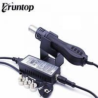 Eruntop 8858 паяльный фен с блоком питания \ управления и подставкой