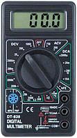Цифровой мультиметр тестер  DT-838