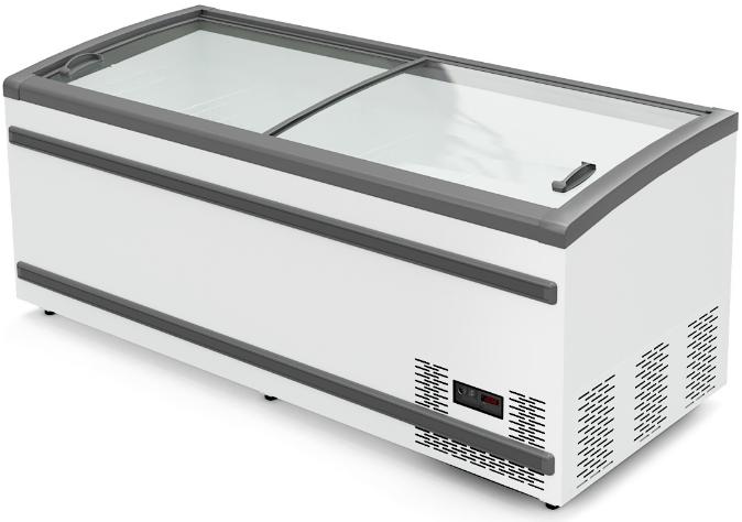 Морозильный ларь-бонета Корсика ЛХН-2500