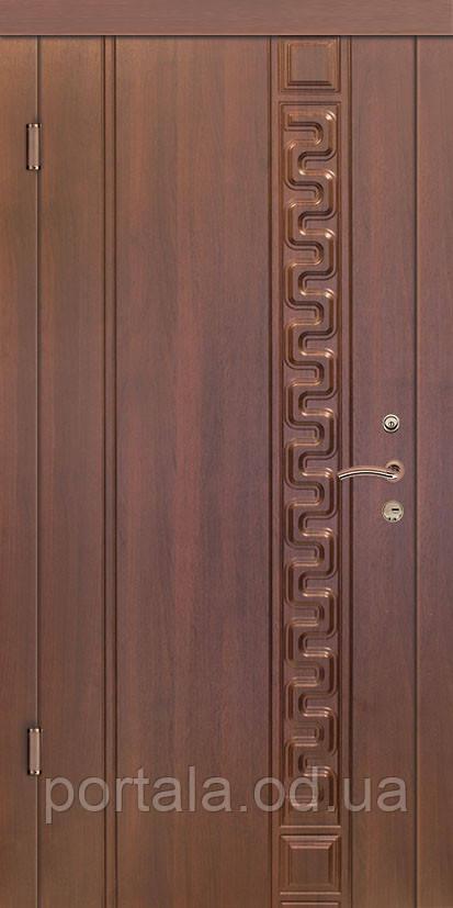 """Вхідні двері """"Портала"""" (серія Люкс) ― модель Цезар"""