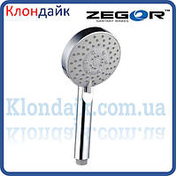 Лейка для душа ZEGOR WKY-5011 5-ти позиционная
