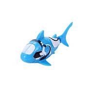 Интерактивная игрушка Robo fish Акула синяя