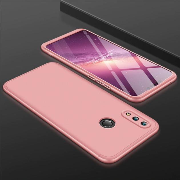 Чехол GKK для Huawei P Smart Plus Розовый