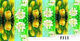 Слайдер дизайн для нігтів квіткові, фото 3