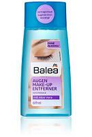 Balea средство для снятия макияжа Augen Make-up Entferner ölfrei 100мл