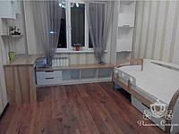 """Комната """"Дания"""" из ясеня для Машеньки, 5 лет."""