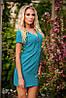 Платье модное креп , фото 3