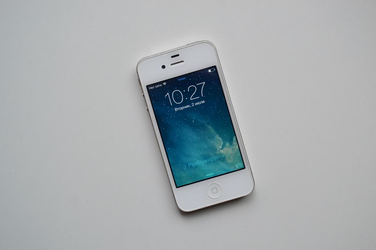 Apple Iphone 4s 32Gb White Оригинал!