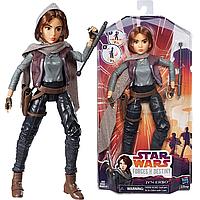 Кукла Джин Эрсо Звёздные войны: Силы судьбы Star Wars Forces of Destiny Jyn Erso Hasbro, фото 1