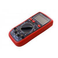 Мультиметр цифровой VC61A, тестер измеритель тока