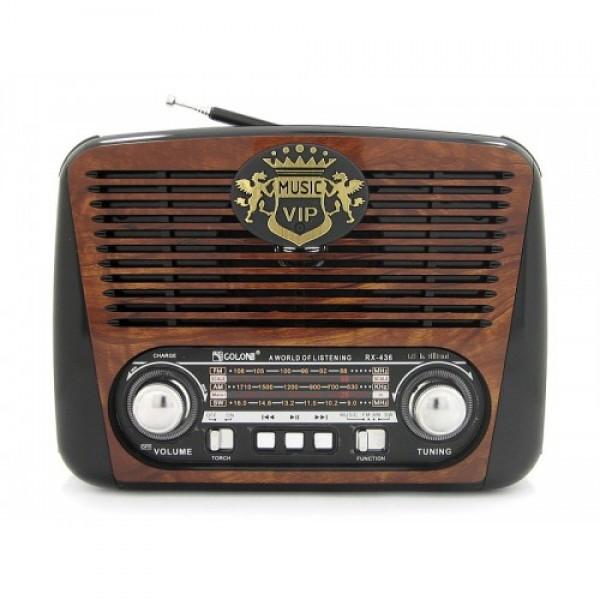 Радио RX 436
