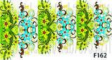 Слайдер дизайн для нігтів квіткові, фото 6