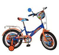 Велосипед детский PROF1 мульт 16д. PS1631