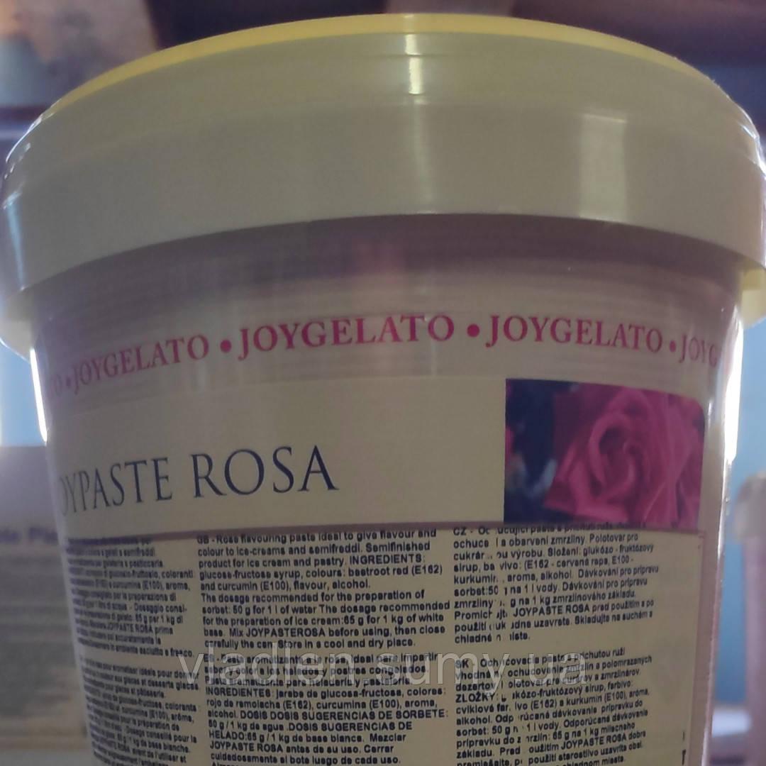 """Натуральная паста со вкусом розы """"Joypaste Rosa"""", Италия (фасовка 1,2 кг)"""
