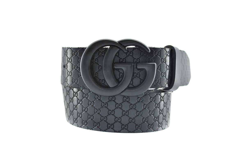 Ремень  Gucci из натуральной кожи 0401 (реплика)