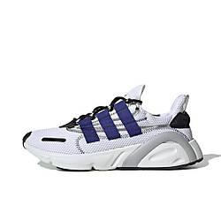"""Мужские кроссовки Adidas Lexicon """"White/Violet"""" (люкс копия)"""