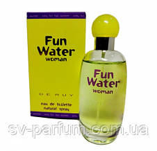 Туалетная вода женская Fun Water 30ml