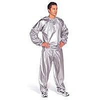 Мужской спортивный костюм с эффектом сауны для похудения