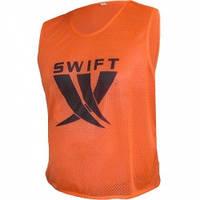 Манишка Swift оранжевая (сетка), р.XXL