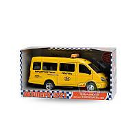 Машина инерционная маршрутное такси