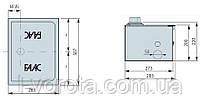 FAAC S800 SBW 180° комплект автоматики для распашных ворот (створка до 4 м, без гидравлических замков), фото 9