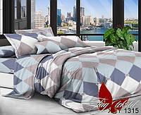 Семейное постельное белье ТМ TAG XHY1315