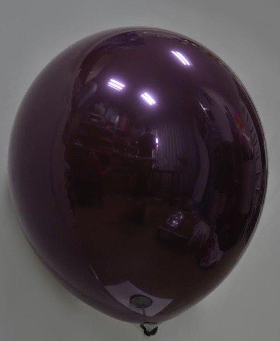 Зеркальный Шар Дабл Стафф 12″, Stuffed, Фиолетовый