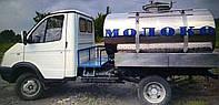 Молоковоз на базе ГАЗель Бизнес ( 3302-750 )