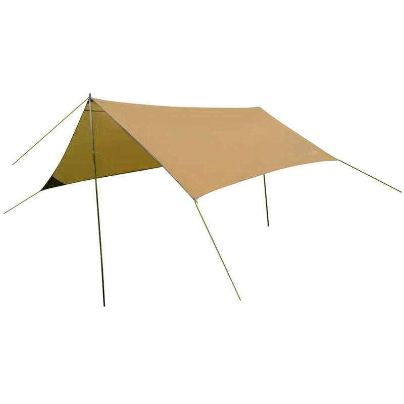 Тент GreenCamp песочный (GC0281Y)