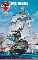 HMS Victory 1765. Сборная модель. 1/180 AIRFIX 09252V