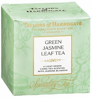зеленый чай с жасмином фото