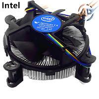 Кулер для процессоров Intel с медной вставкой.